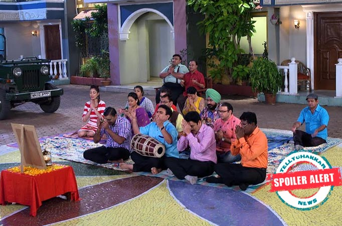 Jethalal prays to the almighty to find missing Champaklal in Taarak Mehta Ka Ooltah Chashmah