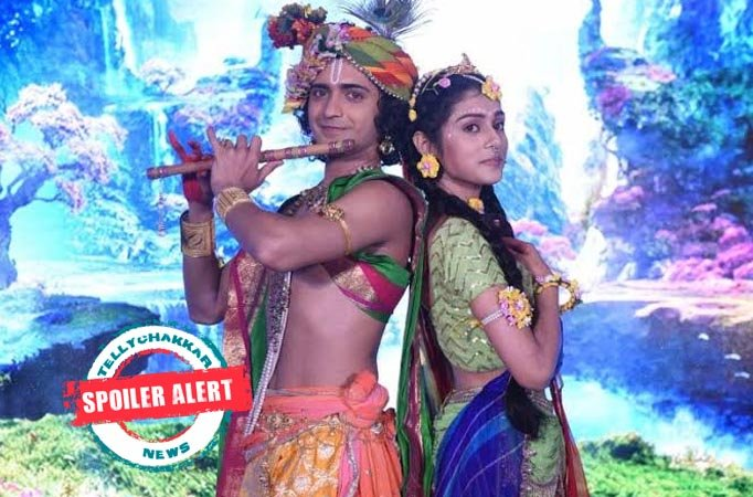 Spoiler Alert: Lord Krishna and Dawu to have role reversal to defeat Pralambhasur in Star Bharat's Radha Krishn