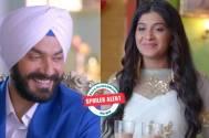 Choti Sardarni : Meher accepts Sarabjit's love in an adorable way