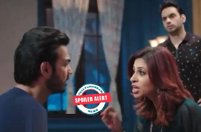 Kahaan Hum Kahaan Tum: Nishi and YK confront Rohit