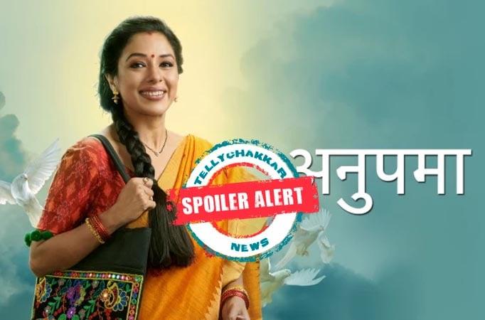 Anupamaa: Samar-Vanraj's heated tiff scares Anupamaa - Tellychakkar