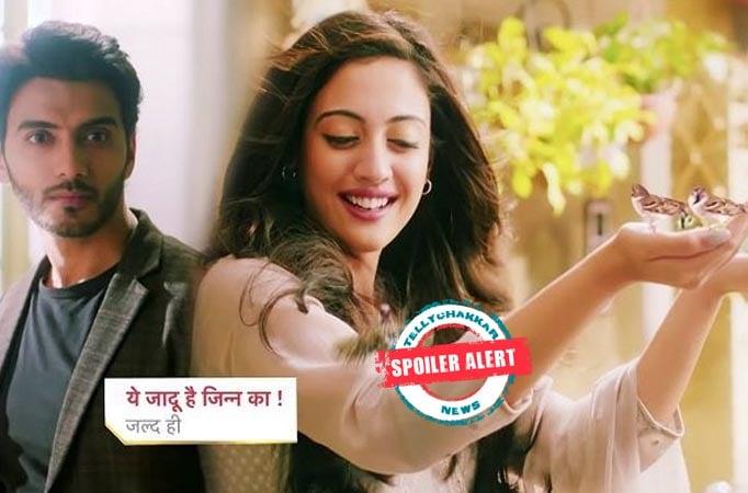 Yeh Jaadu Hai Jinn Ka: Aman and Roshni's first romantic eye lock to tie their fates!