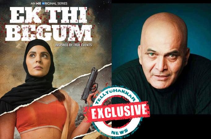 EXCLUSIVE! Khidki fame Nazar Khan to feature in Ek Thi Begum Season 2
