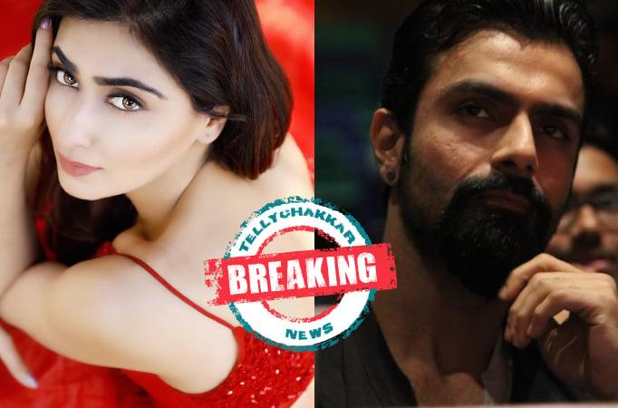 BREAKING NEWS: Nikita Sharma to star reverse Ashmit Patel in a web-series!
