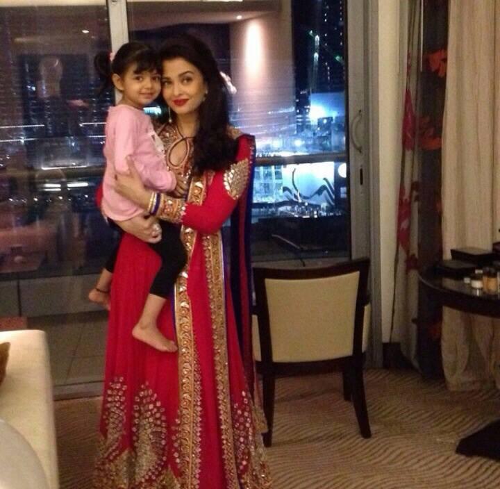 Aishwarya Baby Birthday Birthday Baby Aaradhya With