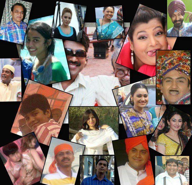 Taarak Mehta Ka Ooltah Chashmah Completes 7 years ... Taarak Mehta Ka Ooltah Chashmah Cast