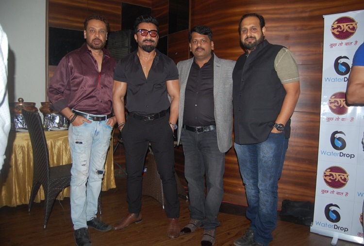 Dharam Gupta produced Crime Alert becomes first show ever to be shot