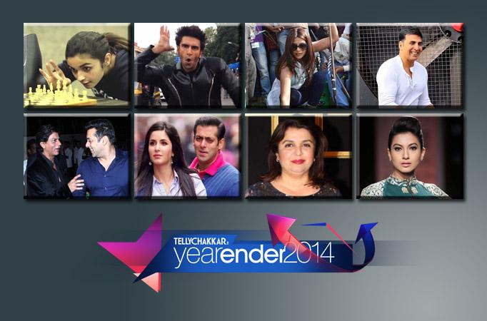 2014: VIRAL videos of Bollywood Celebs