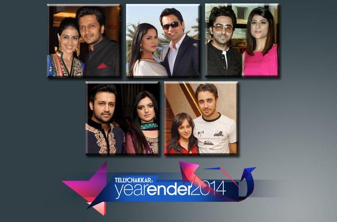 2014: Babies Born in Bollywood