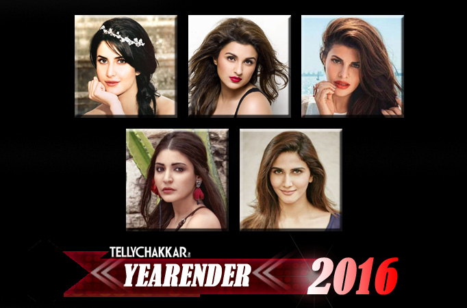 YearEnder: Ultimate hot bod (female) of 2016