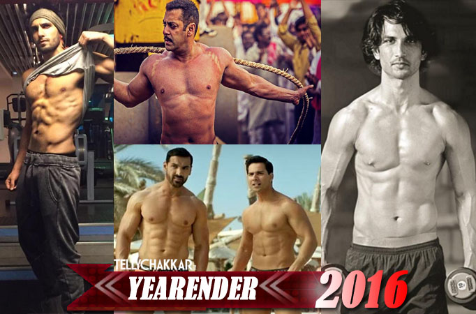 YearEnder: 5 Top Hot Bods (male) of 2016