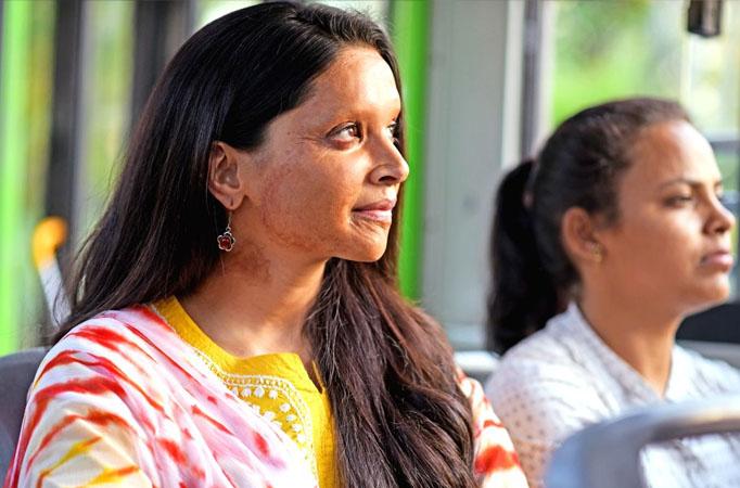 Deepika Padukone doesn't see 'Chhapaak' as a risky film