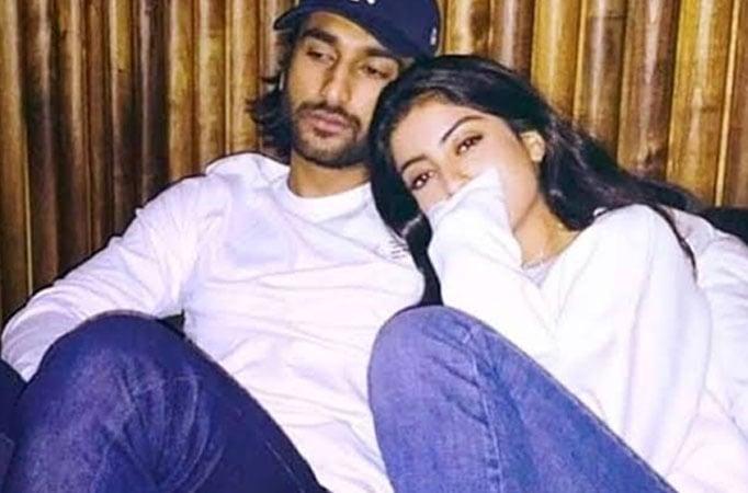 Is Meezaan Jaffrey dating Amitabh Bachchan's granddaughter?