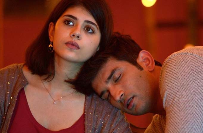 Sanjana Sanghi of SSR'S Dil Bechara secures No.1 Breakout Star Of The Year By IMDB; Actress shares an emotional post
