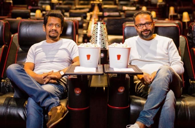 Image result for reliance entertainment partners with ribhu dasgupta