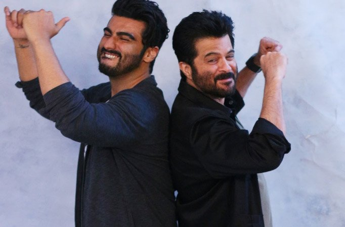 Arjun Kapoor: Anil Kapoor and I are constantly pulling each other's leg thumbnail