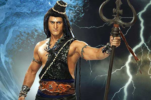 mohit raina as jalandhar in mahadev