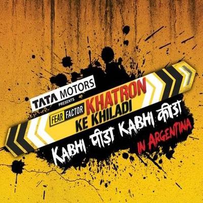 'Khatron Ke Khiladi - Kabhi Peeda, Kabhi Keeda