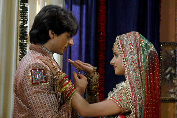 Rahil Azam and Aastha