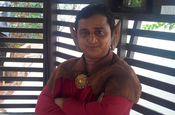 It is very challenging to play a double role- Shridhar Watsar