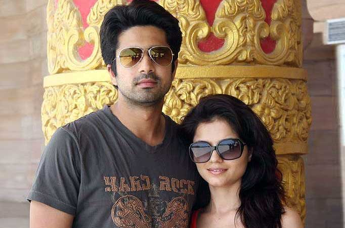 Rubinas Out Of India On Her Birthday Beau Avinash Has No Clue When She Is Returning