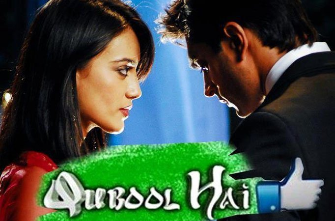 Confusion, revenge, tension in Zee TV's Qubool Hai