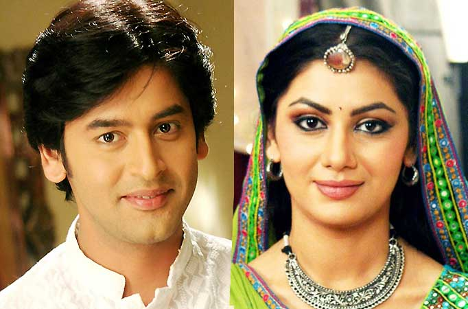 Balika vadhu jagya and ganga marriage boot