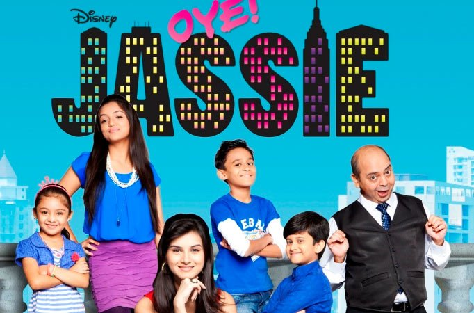 Disney Channel to air its new family series 'Oye Jassie