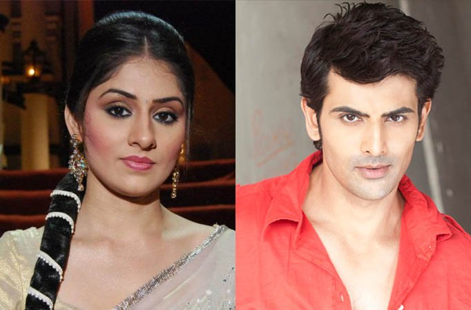 Ankita Sharma and Rohit Bakshi in a maha-movie of Life OK's Savdhan
