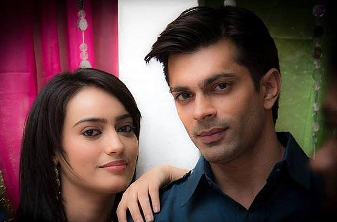 Surbhi Jyoti And Karan Singh Grover Offscreen iqing