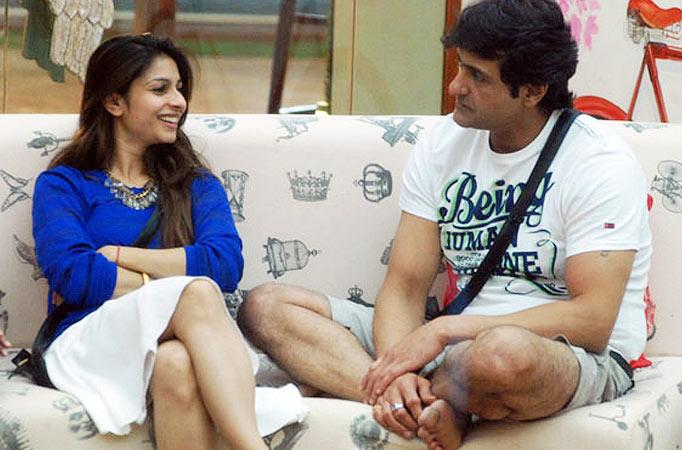 tanisha and armaan kohli intimate relationship