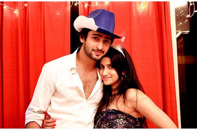 Pooja Sharma And Shaheer Sheikh