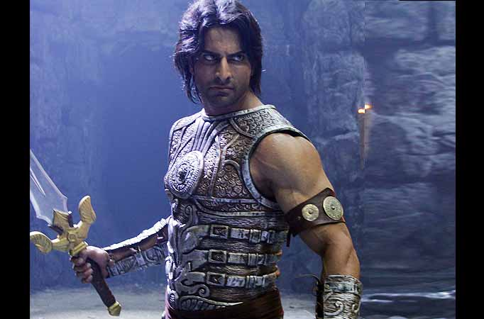 The Adventures of Hatim has a great mix of emotions, action