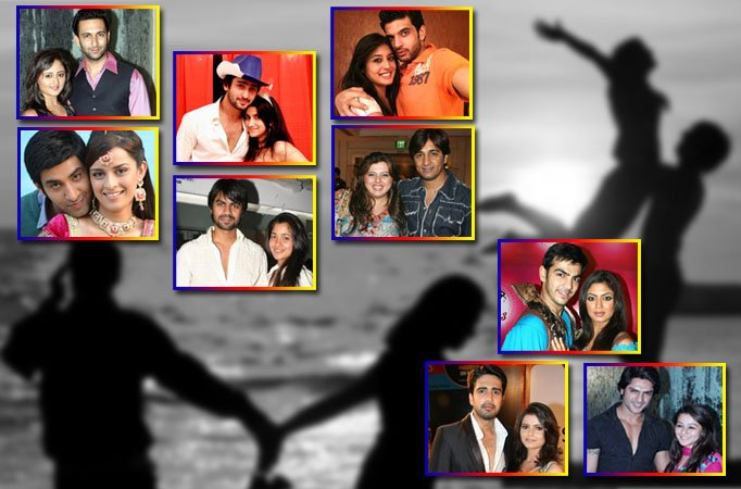 Couples hindi in real life serial From reel