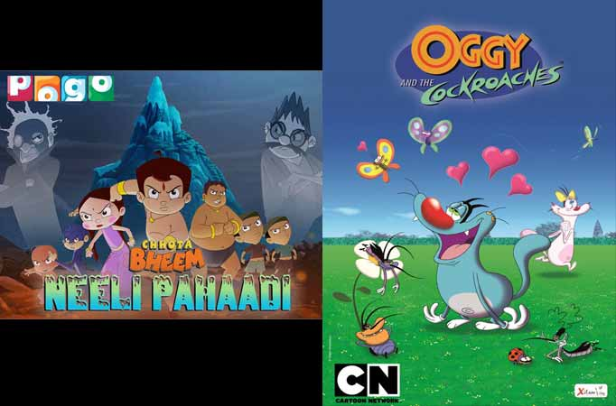 New Shows Movies And Exciting Contests All Month Long On Cartoon Network Pogo