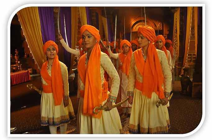 Rajshri Thakur excited to return to Maharana Pratap