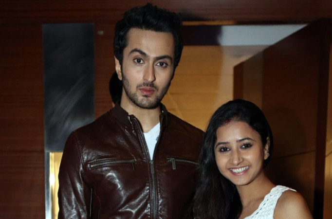 Vibhav Roy and Sana Amin Sheikh in Gustakh Dil on Life Ok