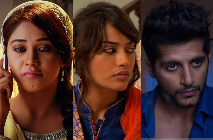 Qubool Hai Cast Original Names with Images