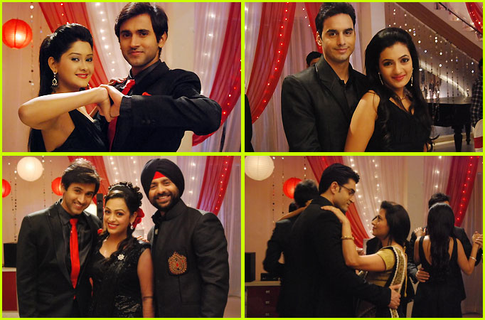 Fun And Frolic Drama In The Cocktail Party Organized By Purohits In