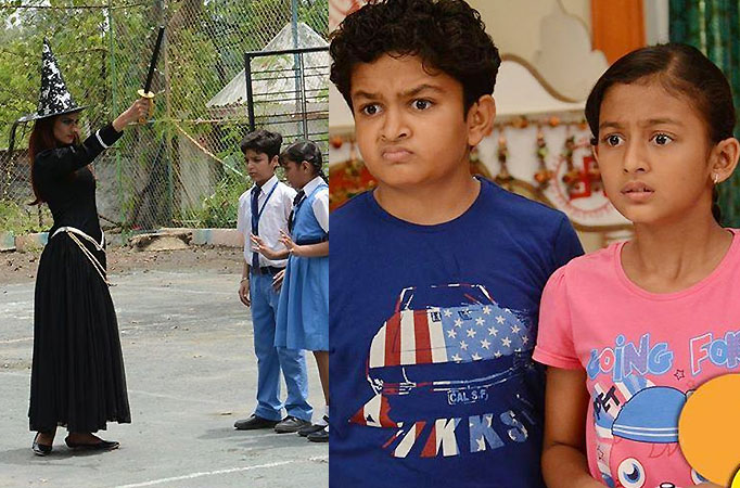 Saloni to help Baalveer solve the 'mysterious Sunday case'