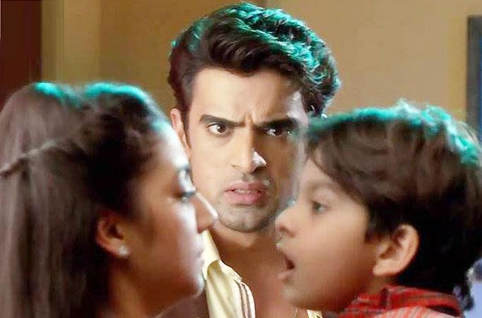 Samrat to now brainwash his son against Urmi in Zee TV's ...