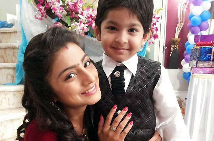 Shaurya to run out of Samrat's house to meet his mother in ...