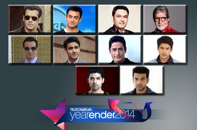 2014: Top TV Personalities (Male)