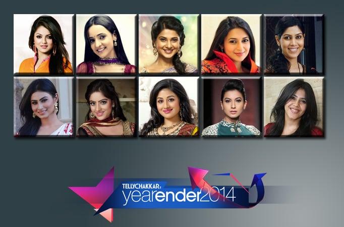 2014: Top TV Personalities (Female)