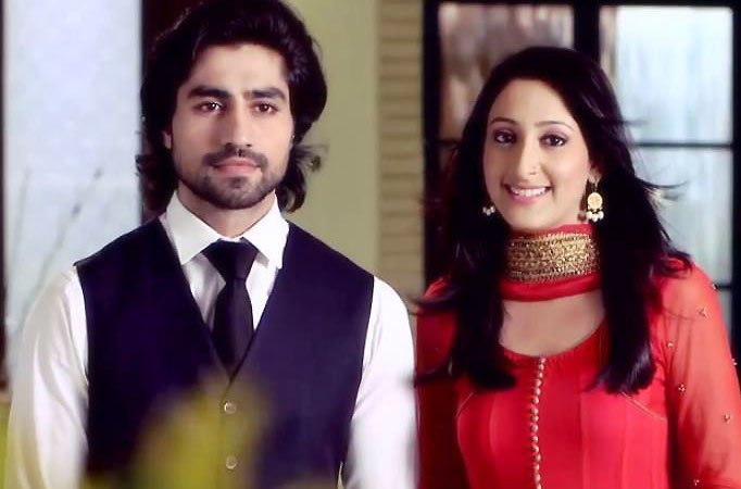 Shivya pathania and harshad chopra in Humsafars on Sony TV images photos