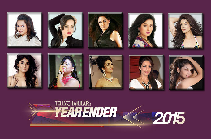 2015: TV Face of the Year (Female)