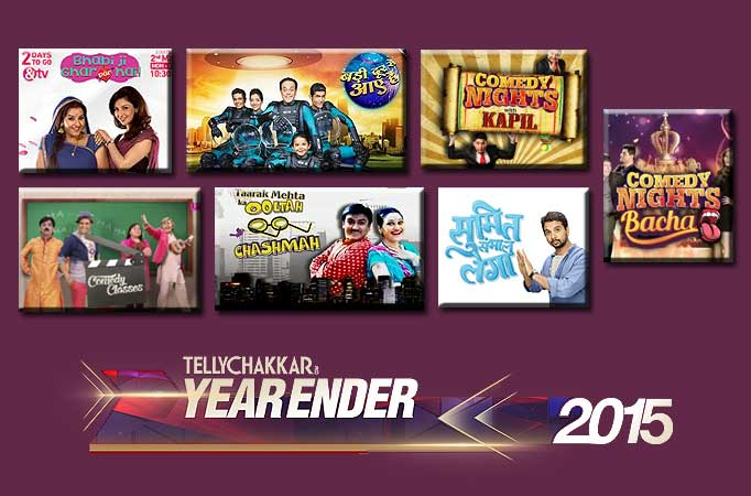 Best Comedy Shows of 2015