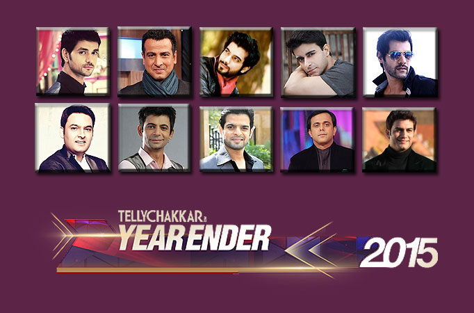 TV Best Performers (Male) of 2015