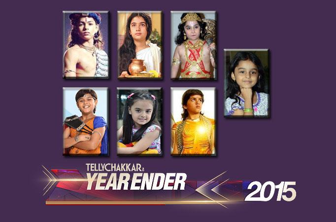 Wonders kids of Indian TV in 2015