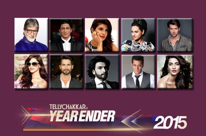 Top Social Media accounts of Bollywood stars in 2015